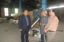 بازدید میدانی مدیر عامل شرکت شهرکهای صنعتی لرستان از نواحی صنعتی استان