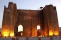 برداشتن دیوار نوساز حائل ارک تبریز برای دسترسی بهتر گردشگران