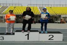 راهیابی دختران نونهال دو و میدانی کار آذربایجان غربی به مسابقات کشوری