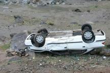 سوانح رانندگی غرب سبزوار هشت مجروح داشت