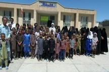 بازسازی و احداث ۷ باب مدرسه توسط موسسه خیریه مهرآفرین در سیستان و بلوچستان