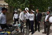 موتورسیکلت عامل ۳۵درصد تصادفات درونشهری در ایلام