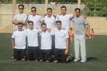 مدرسه فوتبال سایپا جهش فوتبال خرم آباد