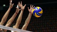 تیم والیبال شهروند اراک، پیکان تهران را شکست داد