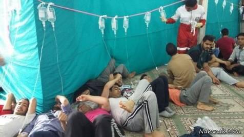 برکناری پیمانکار سلف خوابگاه به دلیل مسمومیت دانشجویان یزدی