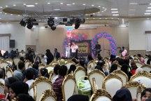 جشن تولد 100 یتیم متولد بهمن ماه در یزد برگزار شد