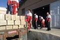 تاکنون 1200 تن اقلام ضروری از استان به زلزله زدگان کرمانشاه ارسال شده است