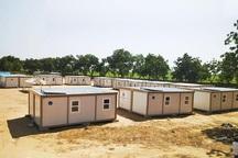 توزیع 140 کانکس میان زلزله زدگان دالاهو معرفی 400 نفربه بانک برای دریافت تسهیلات