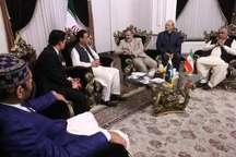 تاکید رئیس مجلس ملی پاکستان بر آمادگی بستر گسترش همکاریها با ایران
