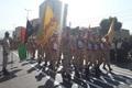 قدرت نمایی نیروهای مسلح استان البرز در نخستین روز از هفته دفاع مقدس