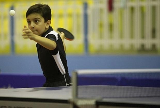 استعدادیابی اولویت هیات تنیس روی میز کردستان است