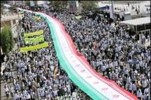راهپیمایی روز قدس نشانگر انزجار جهانی نسبت به متجاوزان است