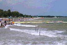 سواحل مازندرانی خزر چشم به راه مسافران تابستانی