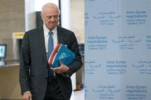 نماینده ویژه سازمان ملل با مقامات ایران، روسیه و ترکیه دیدار میکند