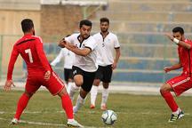 2 دیدار از هفته دوم لیگ برتر فوتبال آذربایجان غربی برگزار شد