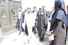 استاندار خوزستان با جمعی از سالمندان دیدار کرد