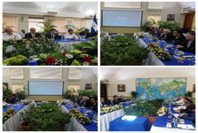 دیدار و گفتگوی ظریف با چند تن از وزیران و مقامات ارشد دولت نیکاراگوئه