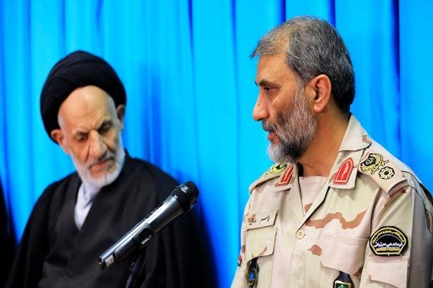 هیچ کشوری به اندازه ایران تهدیدات پیرامونی ندارد
