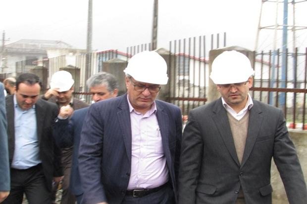 ساخت شهرک صنعتی مرزی آستارا در سفر رئیس جمهوری پیگیری می شود