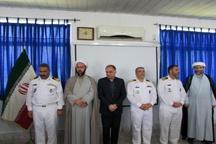 برگزاری مراسم تکریم و معارفه فرماندهان قبلی و جدید نیروی دریایی آستارا