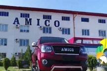 آمیکو با محصولات جدید در راه بازار خودرو   حرکت چرخ های صنعت در منطقه آزاد ارس