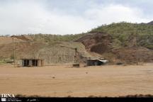 راه ارتباطی 250 روستا دلفان قطع است