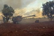 کشته شدن 140 تروریست در شمال سوریه