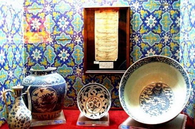 اشیای تاریخی اردبیل به  موزه های استان بازگردانده می شود