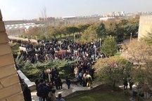 اعتراض دانشجویان دانشگاه صنعتی سهند به کیفیت غذا