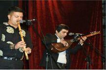 هنرمندان موسیقی 6 استان کشور در ساوه هنرنمایی کردند