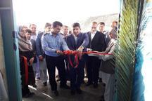 نمایشگاه توانمندی های 20 شرکت تولیدی درمنطقه آزاد چابهار گشایش یافت