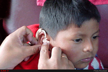 کمک بلاعوض دولت برای درمان ناشنوایی کودکان