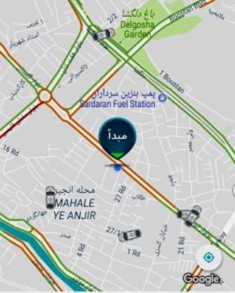 شتاب فناوری به تاکسی های شیراز هم رسید
