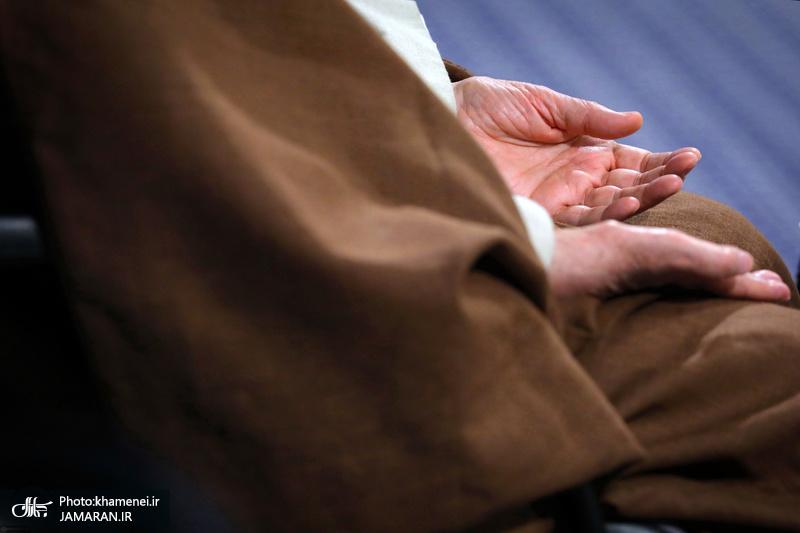 محفل انس با قرآن در حضور رهبر معظم انقلاب