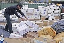 کشف بیش از پنج میلیارد ریال کالای قاچاق در لارستان و داراب