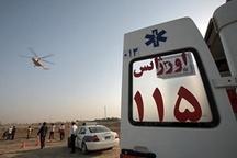 افزایش ۹ درصدی ماموریتهای اورژانس آذربایجانغربی در نوروز