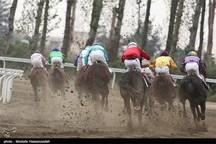 هفته سوم مسابقات اسبدوانی بهاره کشور در گنبدکاووس برگزار شد