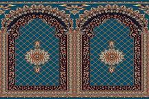 نمایشگاه فرش های محرابی در تهران گشایش یافت