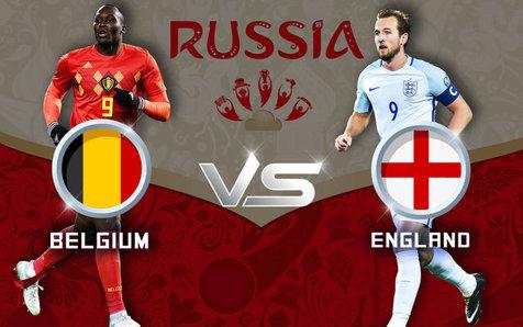 بلژیک - انگلیس/ افتخار سومی برای اولین بار به کدام تیم می رسد؟