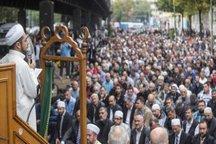 تظاهرات مسلمانان شهر کلن علیه خشونت و افراط گری