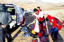 هشت نجاتگر زبده به محل سقوط هواپیمای تهران- یاسوج اعزام شدند