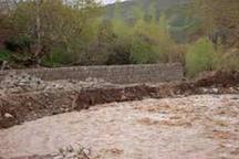 هشدار سیلابی شدن رودخانه ها و آبگرفتگی معابر در چهارمحال و بختیاری