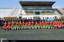 اردوی استعدادیابی فوتبال جوانان در مشهد برگزار شد