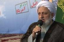 راهپیمایی با شکوه 13 آبان نشانه بصیرت مردم است