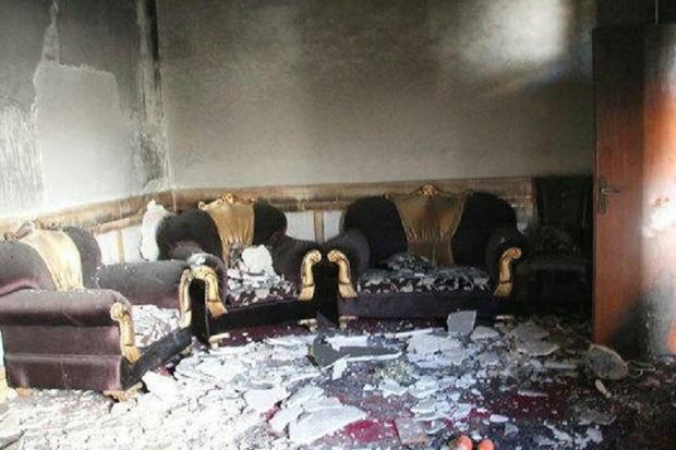 انفجار منزل مسکونی در قزوین یک مصدوم بر جای گذاشت