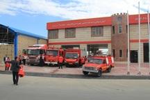 آتش نشانی شهرداری باقر شهر به سازمان ارتقا می یابد