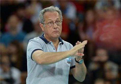 پیام تبریک ولاسکو به تیم ملی والیبال نوجوانان