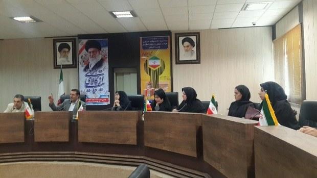 نخستین شورای ورزش و جوانان فارس در شیراز آغاز به کار کرد