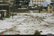 نگذاریم بحران ما را مدیریت کند  پیشبینی ادامه بارندگیها تا خرداد ماه  آب درحال نزدیک شدن به باند فرودگاه سنندج است  ۶ سد کردستان سرریز شد