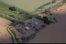 سیل به بیش از 37 هزار هکتار اراضی کشاورزی اهواز آسیب زد